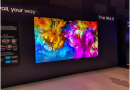 Samsung Wall TV