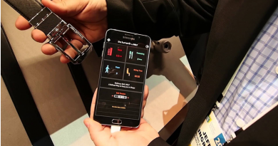 Samsung smart belt