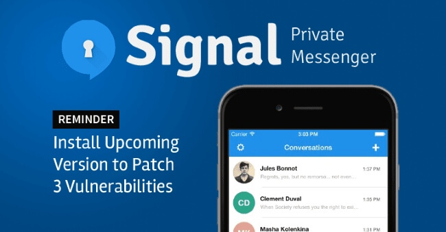 Signal Private Messenger Free Calls Apps to Download