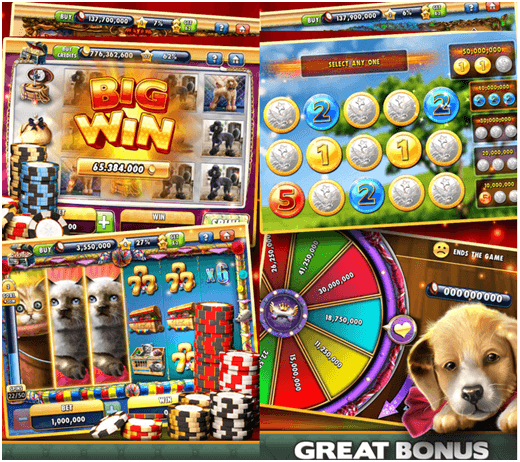 Slot machine free apps