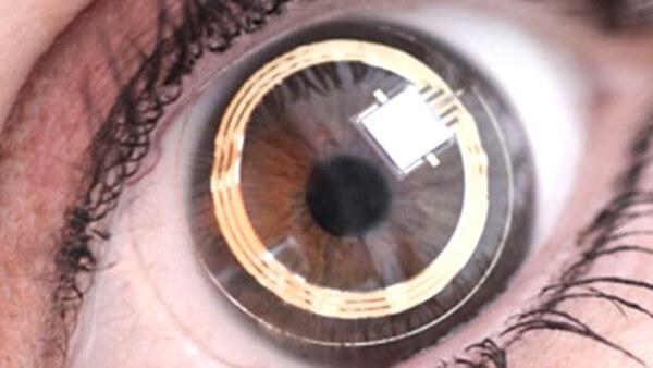 Smart Contact Lenses 2