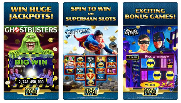 Spin it rich app