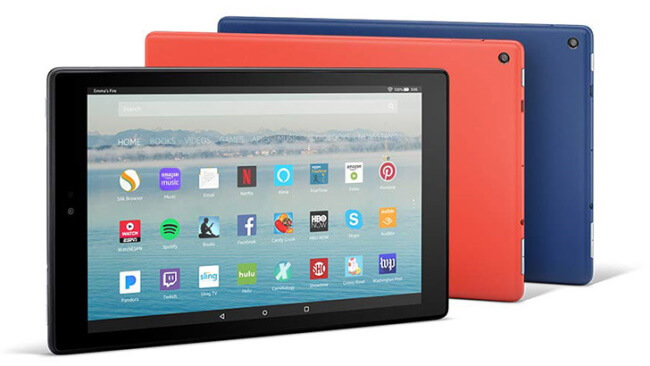 The best ultra-affordable tablets Amazon Fire family