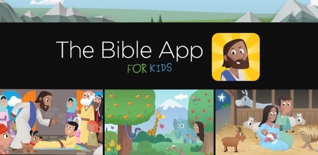 The bible app