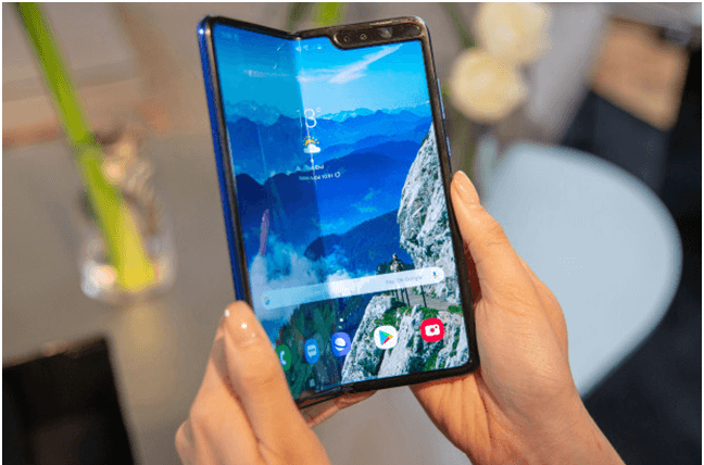 Samsung Foldable phone in Australia price