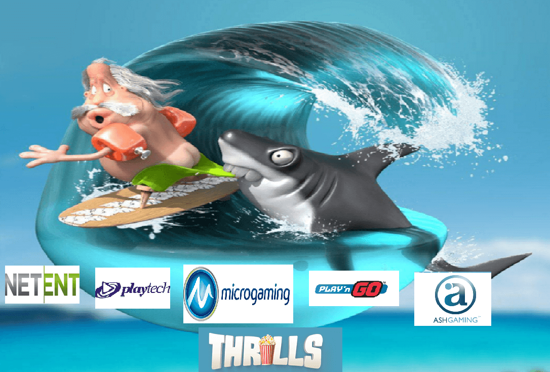 Thrills Casino Samsung Android