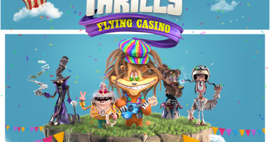Thrills casino app