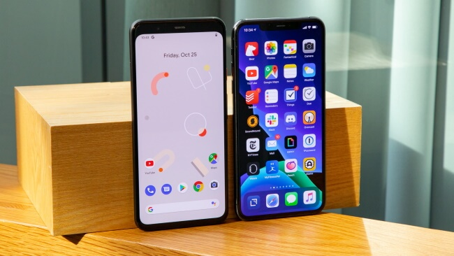 Top 5 high-end Smartphones Reasonable enough to have in 2020
