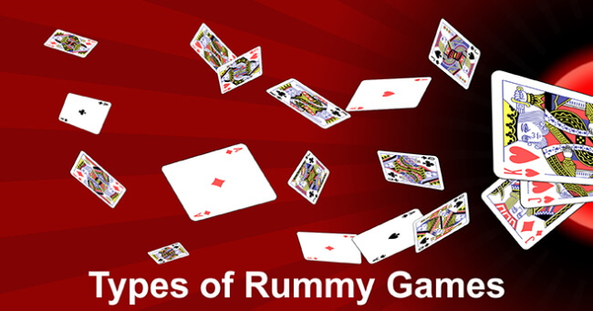 Variations of Rummy Games