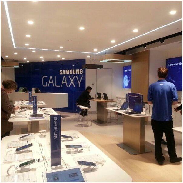 Warranty of Samsung