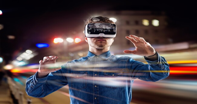 What is there in VR offerings in 2020