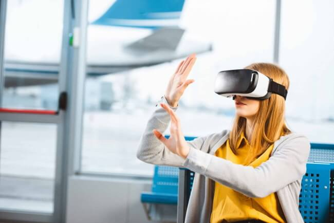 What is there in VR offerings in 2021