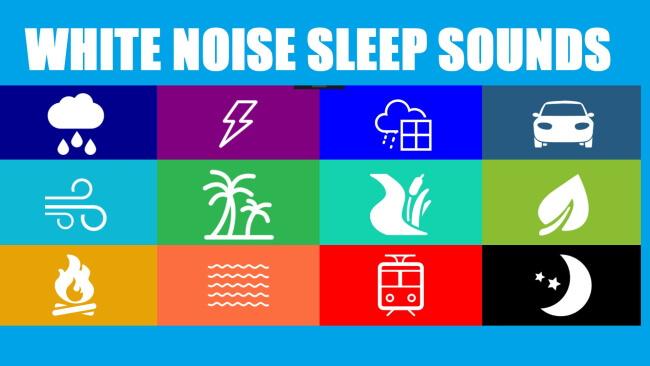 White Noise Sleep Sounds