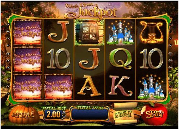 Wish upon a Jackpot pokies- dream bonus