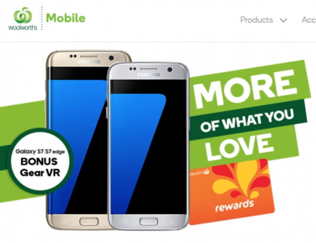 Woolworths Mobile $25 Mobile Phone Plan