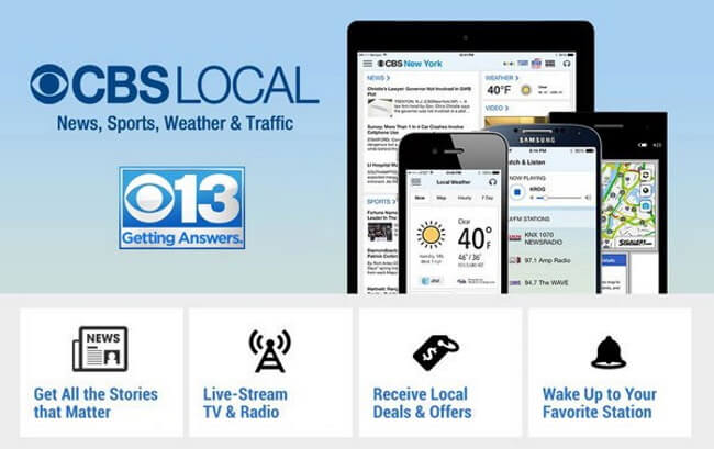 Your local news apps