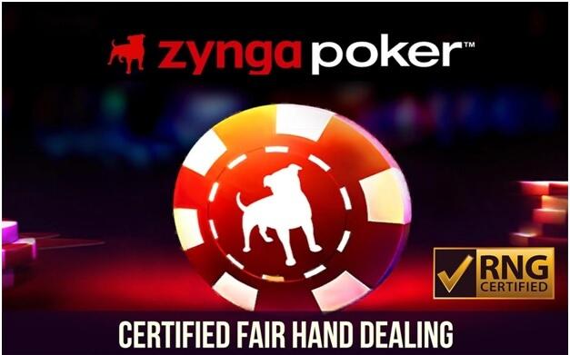 Zynga Poker app