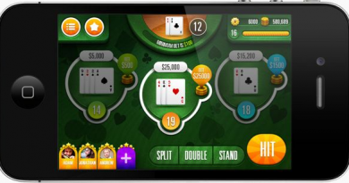 blackjack 21 mobile