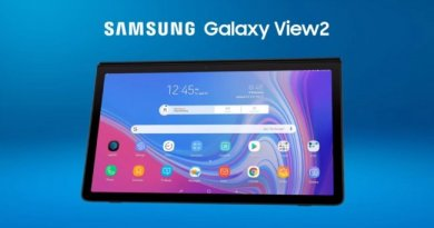 Samsung Introduces Galaxy View 2, which is a 17-inch portable TV/ Tablet