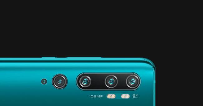 high-resolution camera sensor