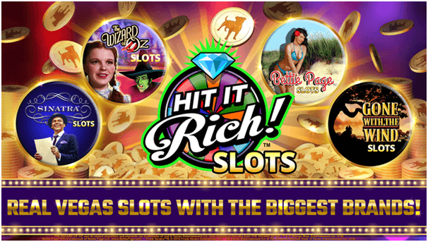 Hit it Rich Casino App