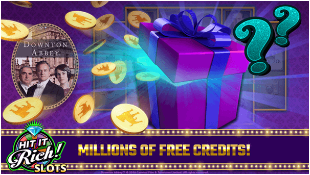Hit it Rich free casino slots app