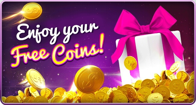 popular House of Fun free coins promotions
