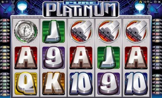 pure platinum pokies app
