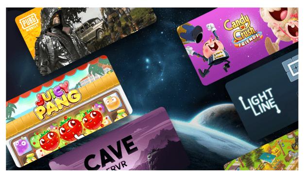 samsung Game Launcher app