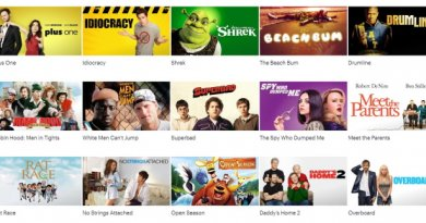 Top 5 Funny Movies on Hulu